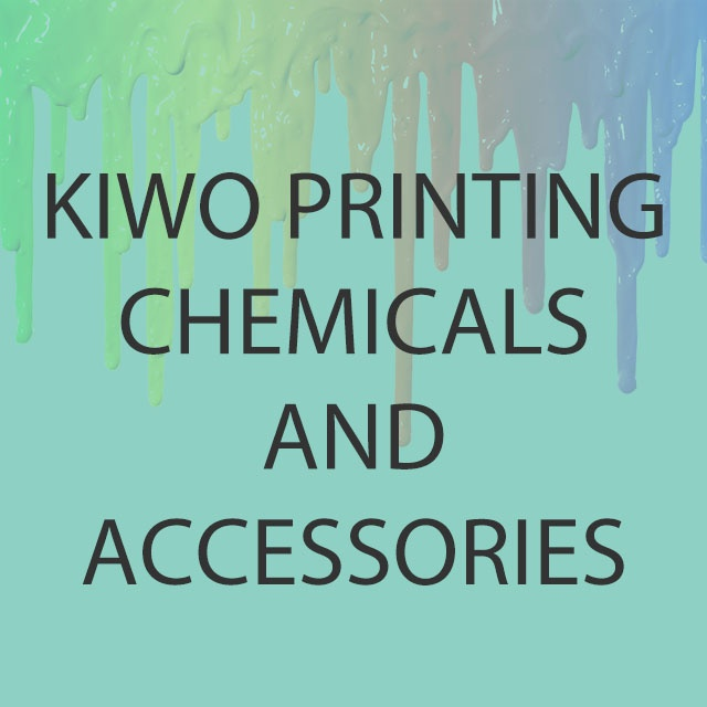 Authorised Retailer of KIWO Printing Chemicals and Accessories